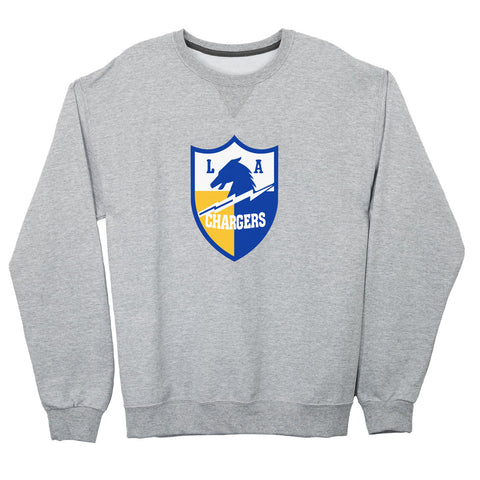 Los Angeles Chargers Lightweight Crewneck