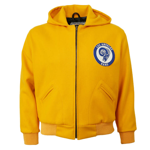LARGE - Los Angeles Rams 1950 Authentic Jacket
