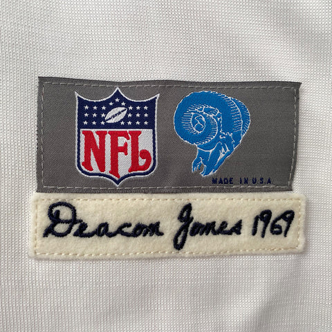 Los Angeles Rams 1969 Durene Football Jersey