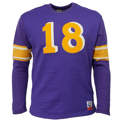 Louisiana State University 1956 Authentic Football Jersey