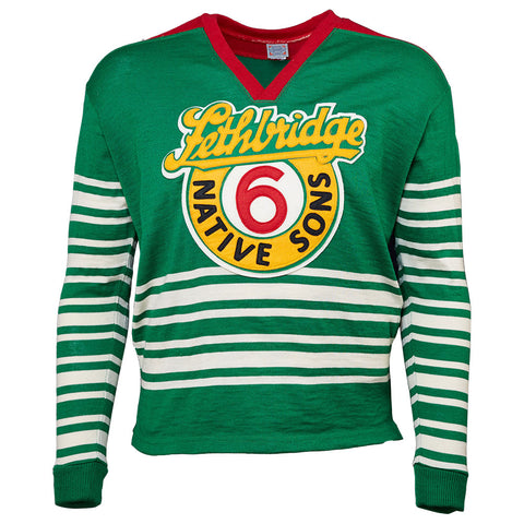 Lethbridge Native Sons 1949 Hockey Sweater
