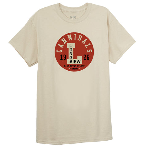 Longview Cannibals 1926 T-Shirt