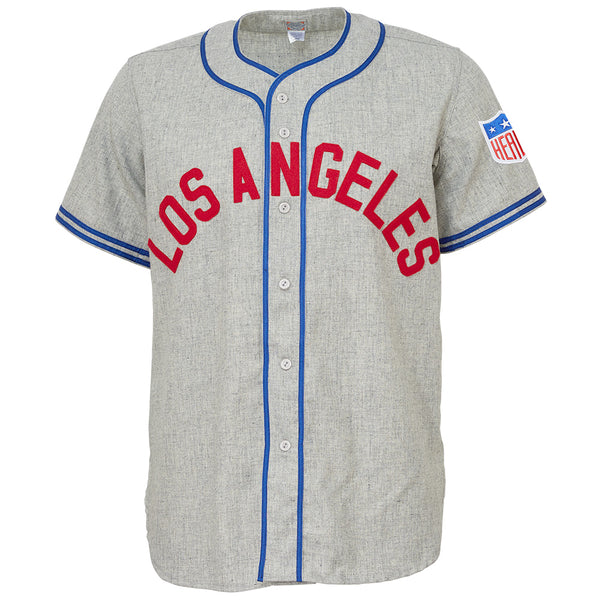 ac1ac9fc0d4 Los Angeles Angels (PCL) 1942 Road Jersey – Ebbets Field Flannels