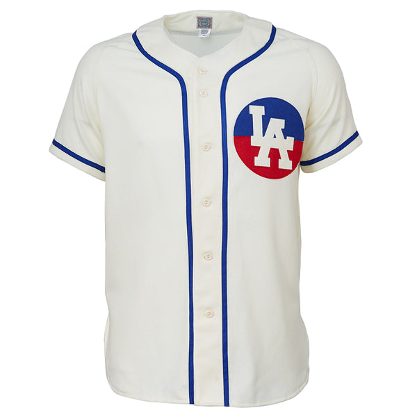Los Angeles Angels (PCL) 1946 Home Jersey – Ebbets Field Flannels 77186ae5aa8