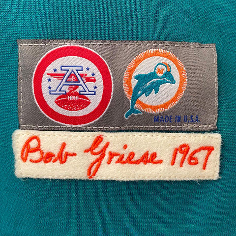 Miami Dolphins 1967 Football Jersey