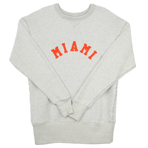Miami Marlins (INT'L) Crewneck Sweatshirt