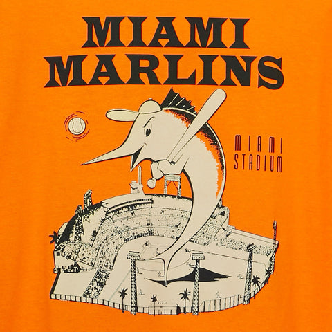 Miami Marlins (INT'L) Stadium T-Shirt