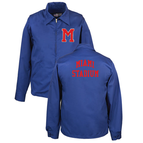 Miami Marlins (IL) Grounds Crew Jacket