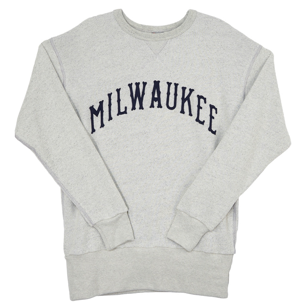info for 0b16c 46ad2 Milwaukee Brewers (AA) Crewneck Sweatshirt