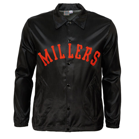 Minneapolis Millers Vintage Satin Windbreaker