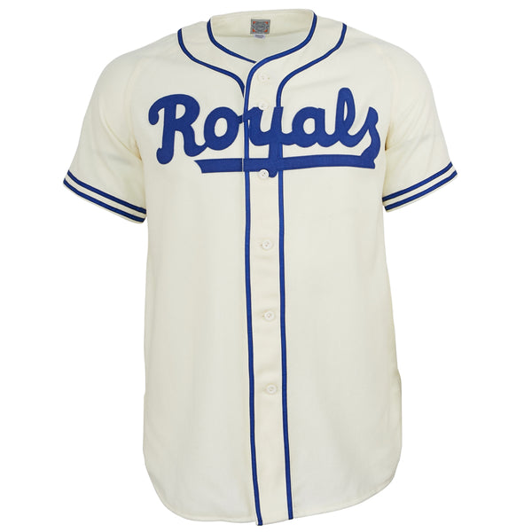 hot sales 4a188 ae70f Montreal Royals 1946 Home Jersey