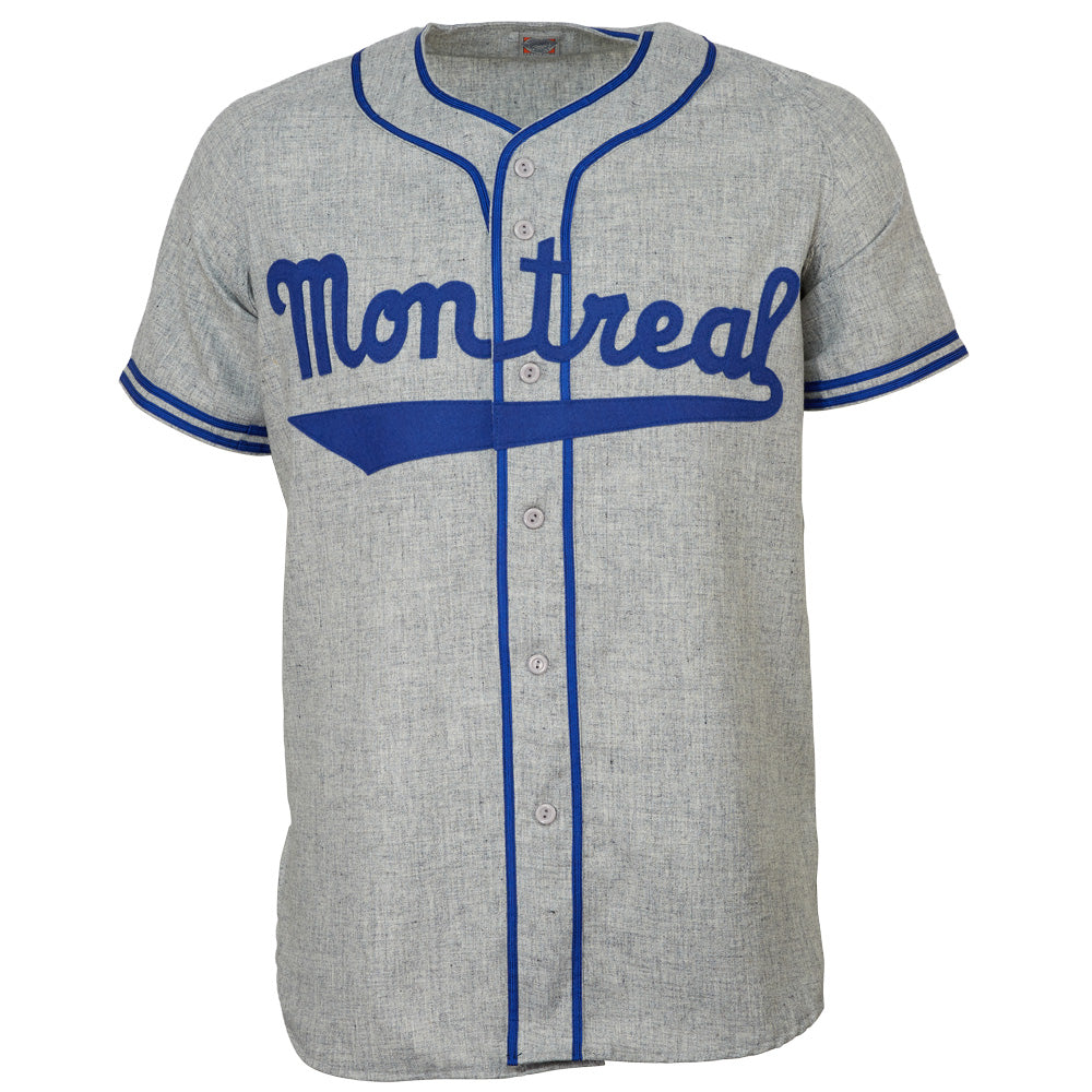 Montreal Royals 1946 Road Jersey – Ebbets Field Flannels