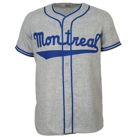 Montreal Royals 1946 Road Jersey