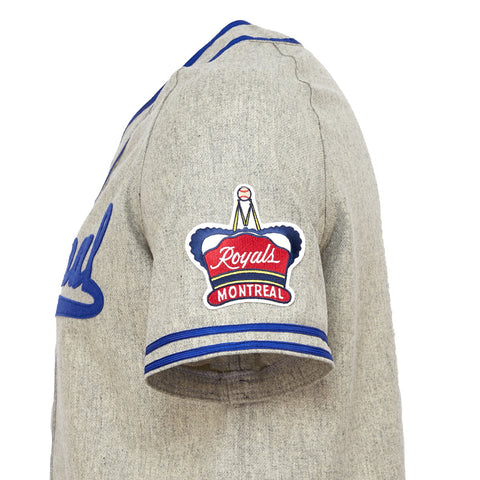 Montreal Royals 1954 Road Jersey