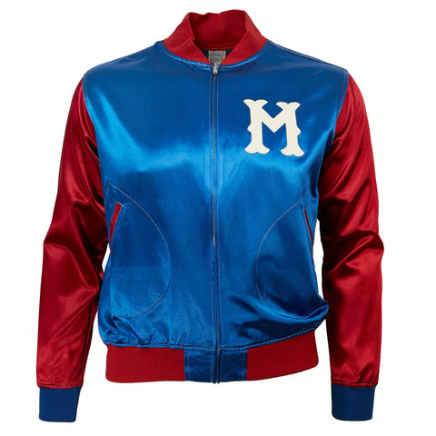 Montreal Royals Satin Color Block Jacket