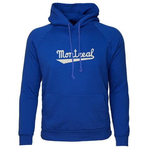3X-LARGE - Montreal Royals Hooded Sweatshirt