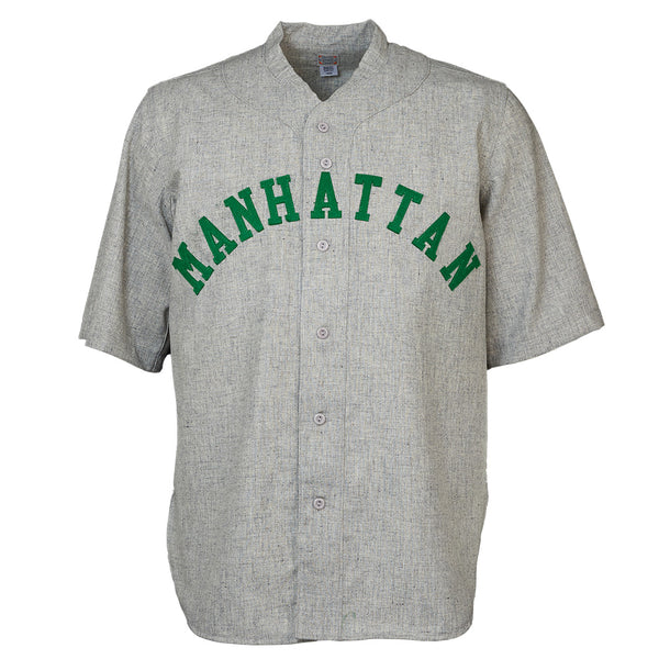 more photos a7f99 12a21 Manhattan College 1947 Road Jersey