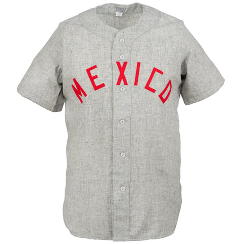 Mexico City Red Devils 1964 Road Jersey