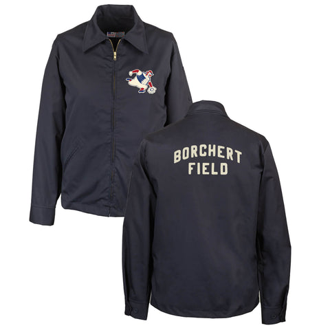 Milwaukee Brewers Grounds Crew Jacket