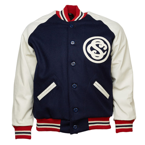 New York Cuban Stars 1927 Authentic Jacket