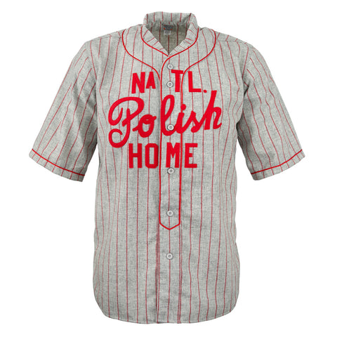 National Polish Home 1937 Road Jersey