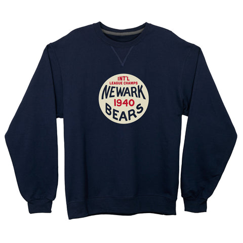 Newark Bears Lightweight Crewneck