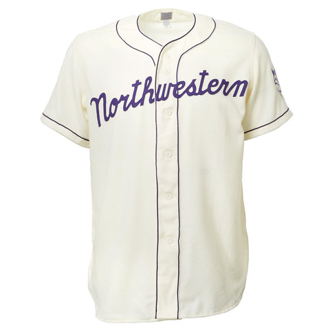 Northwestern University 1961 Home Jersey
