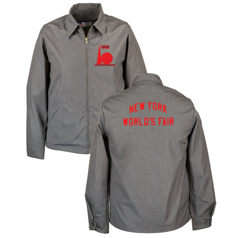 2X-LARGE - New York World's Fair Grounds Crew Jacket