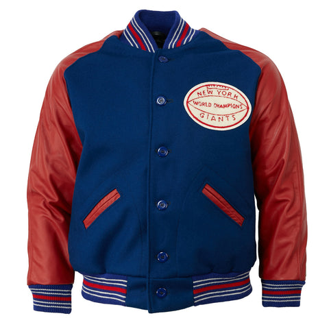 2XL - New York Giants 1939 Authentic Jacket