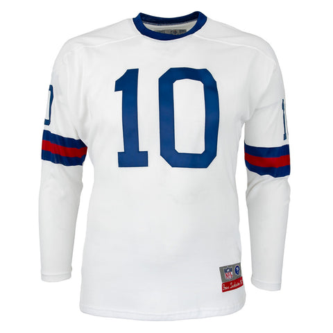 New York Giants 1967 Durene Football Jersey