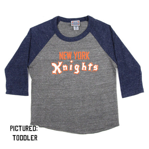 New York Knights Kids Clubhouse Shirt