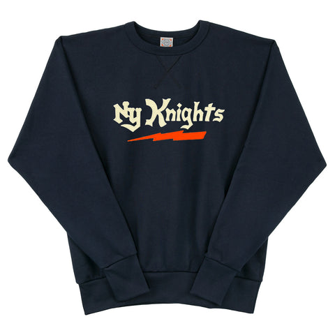 New York Knights Vintage French Terry Sweatshirt