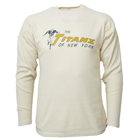 New York Titans Football Utility Shirt