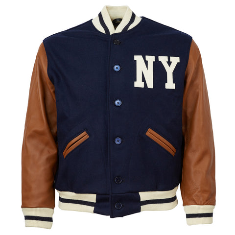 2XL - New York Black Yankees 1940 Authentic Jacket