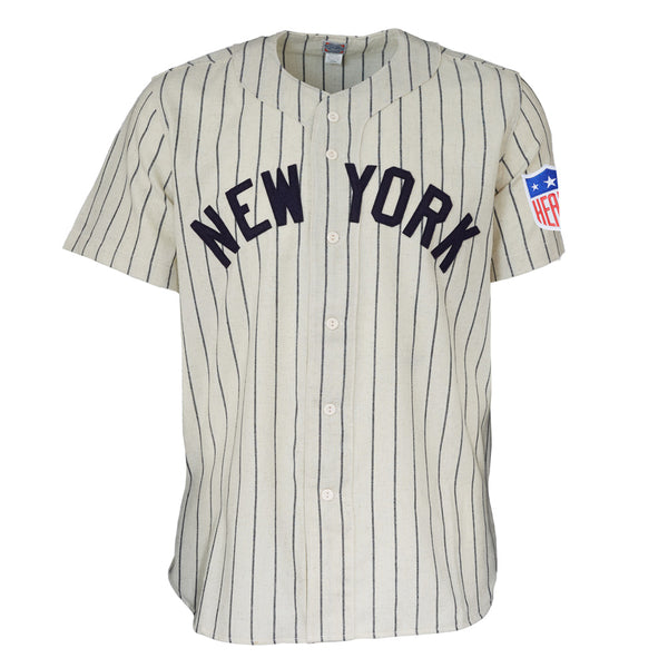 new product 4e70b fe038 New York Black Yankees 1942 Home Jersey