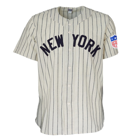 New York Black Yankees 1942 Home Jersey