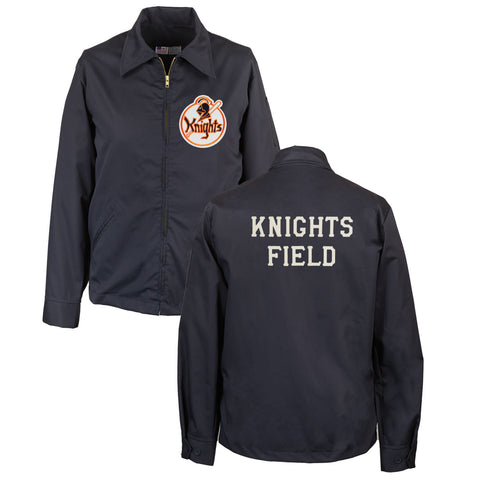 New York Knights Grounds Crew Jacket