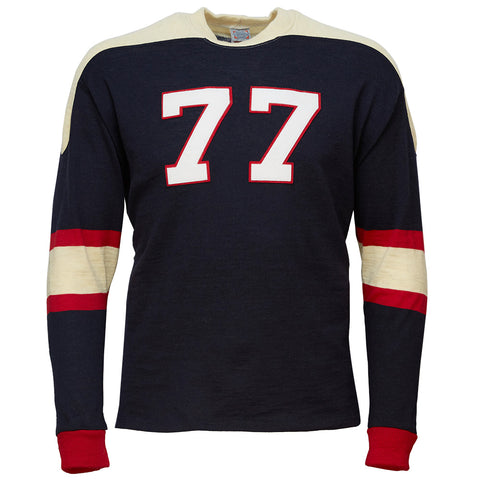 New York Yankees 1926 (AFL) Authentic Football Jersey