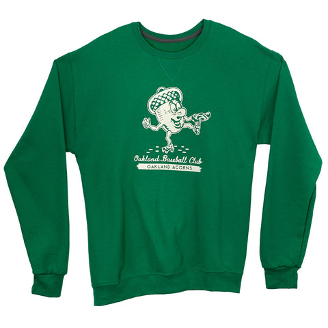 Oakland Oaks Lightweight Crewneck