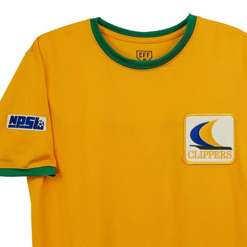 Oakland Clippers 1967 Soccer Jersey