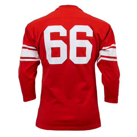 University of Oklahoma 1966 Durene Football Jersey