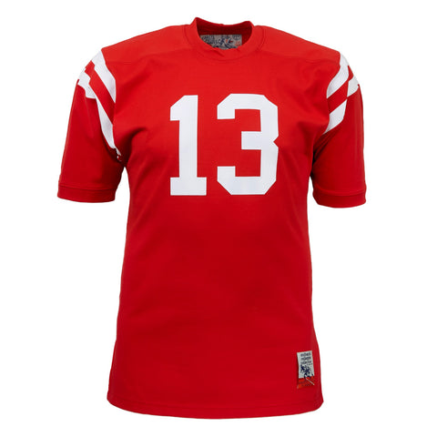 University of Mississippi 1970 Durene Football Jersey