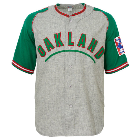 Oakland Oaks 1939 Road Jersey