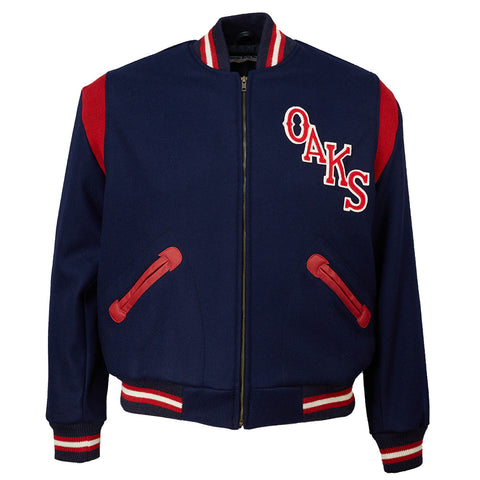 Oakland Oaks 1954 Authentic Jacket
