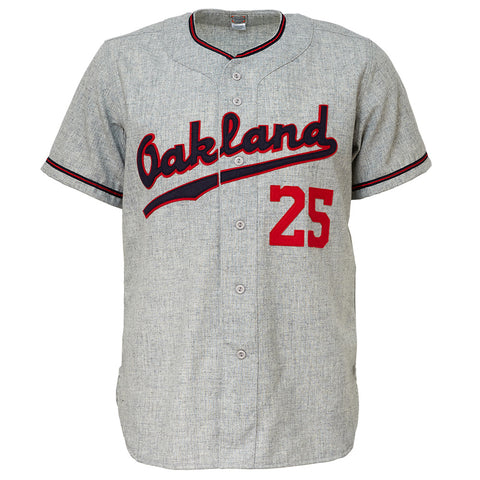 Oakland Oaks 1954 Road Jersey