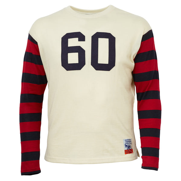 cbbfc075845 University of Pennsylvania 1948 Authentic Football Jersey – Ebbets Field  Flannels