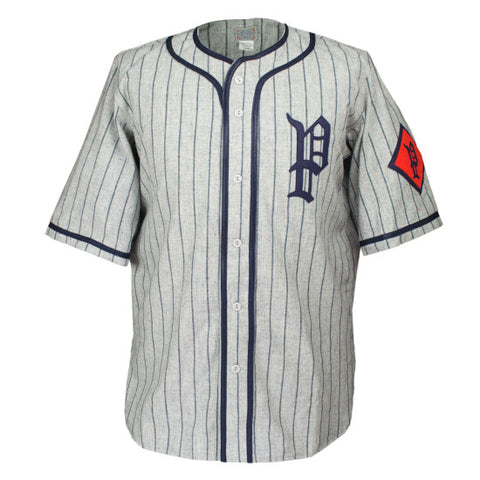 Pittsburgh Stogies 1914 Road Jersey