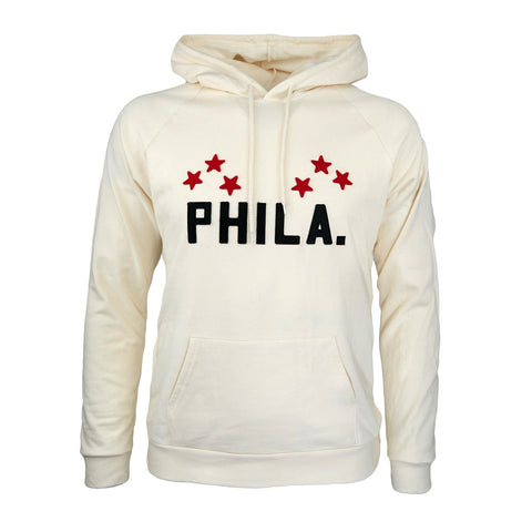 2X-LARGE - Philadelphia Stars Hooded Sweatshirt
