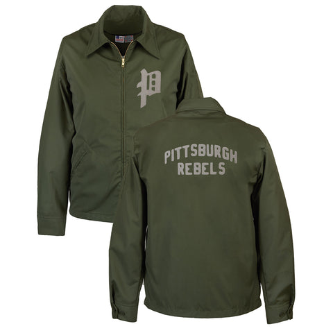 Pittsburgh Rebels Grounds Crew Jacket
