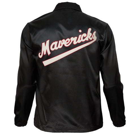 Portland Mavericks 1973 Vintage Satin Windbreaker